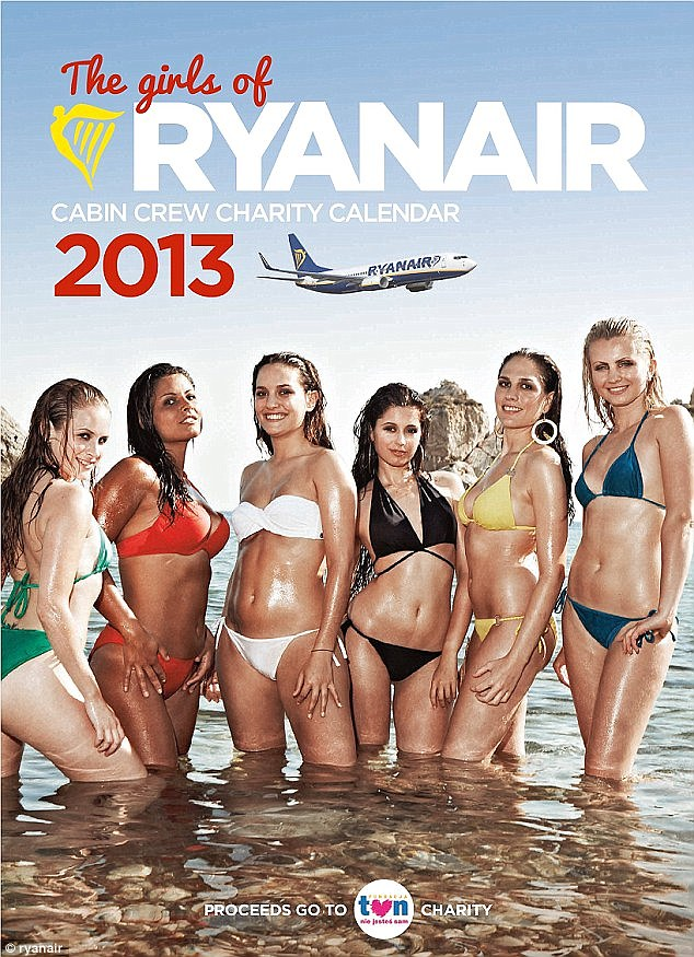 Controversial Airline Calendars